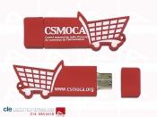 Clé sur mesure CSMOCA